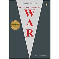 The 33 Strategies of War - Kindle $2
