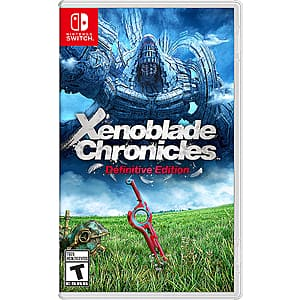Xenoblade Chronicles Definitive Edition Nintendo Switch - $39.99 - $39.99