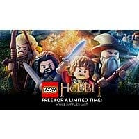 Lego the Hobbit Free from Humble Bundle