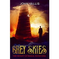 FREE - Grey Skies (The Height of Magic Book 1) Kindle Edition Image