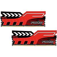 GeIL Forza 32GB (2x 16) DDR4 2400 Desktop RAM $189
