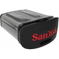 SanDisk - Ultra Fit 64GB USB 3.0 Flash Drive - Black/Silver $  18