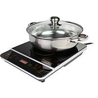 Rosewill RHAI-16001 1800-Watt Induction Cooker Cooktop with Stainless Steel Pot (+Pressure Cooker Pot) $  45AR