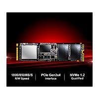 ADATA XPG SX7000 M.2 2280 512GB 3D NAND PCIe NVMe Gen3x4 SSD $  155
