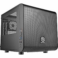 ThermalTake Core V1 Mini-ITX Computer Case $  30AR @Frys   Thermaltake Suppressor F31 Tempered Glass Edition Mid Tower Chassis $  60AR