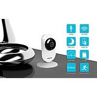 LaView 2MP 1080p Fisheye Wi-Fi Security Camera $28 AC @Newegg