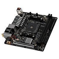 ASRock Fatal1ty B450 GAMING-ITX/AC AM4 Mini ITX Motherboard $90 @Newegg