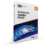 Bitdefender Family Pack 2019 - Unlimited Device / 2 Years $35 AC @Frys