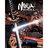 Ninja Scroll (Anime, Blu-ray)  $8.90 w/ Store Pickup Discount