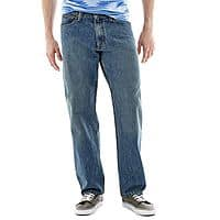 Arizona's Mens Jeans or Pants (Various Styles)  3 for $44 + Free Shipping