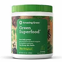 8.5-Oz Amazing Greens Organic Superfood Powder  $9 & More + Free Shipping