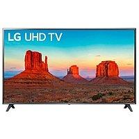 """75"""" LG 75UK6190PUB 4K Ultra HD HDR Smart TV + $200 Dell Promo eGift Card $900 after $200 Slickdeals Rebate + Free S&H"""