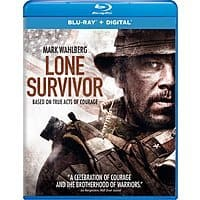 Lone Survivor (Blu-ray + Digital HD) $5 + Free Shipping w/ Prime or REDCard @ Amazon / Target