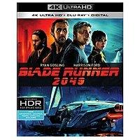 Blade Runner 2049 (4K Ultra HD + Blu-ray + Digital) $15 @ Target