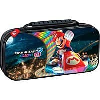 Mario Kart Deluxe 8 RDS Industries Game Traveler Deluxe Nintendo Switch Travel Case for $9.99