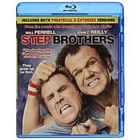 Step Brothers (Blu-ray) $4.19 @ Amazon / Walmart