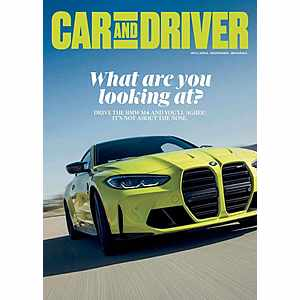 4-Years Car and Driver Magazine (40 Issues) $12