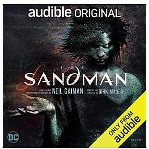 The Sandman by Neil Gaiman Audiobook FREE on Audible