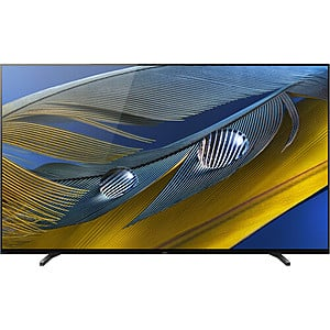 """SONY 77"""" OLED Class - A80CJ $2999.99 and 65"""" -$1799.99 @ Costco Starting 9-29-2021"""