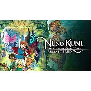 PS4 Digital Game Sale: Shenmue III $15 (PS+), Ni No Kuni: Remastered $12.50 & Many More