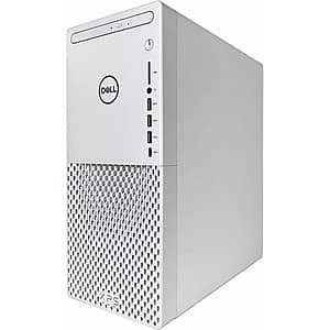 Dell XPS 8940 Desktop: i5-10400, 16GB DDR4, 256GB + 1TB HDD, RTX 2060 $800(or less w/ SD Cashback) + free s/h