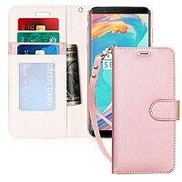 Galaxy S8 Case, Samsung Galaxy S8 Case, FYY[RFID Blocking wallet Case] 100% Handmade Flip Folio Case , $1.98