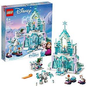 43172 - LEGO Elsa's Magical Ice Palace $45