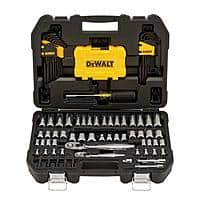 Tool Sets & More: 108-Piece DeWALT Mechanics Tool Set  $50 & More