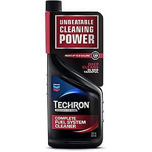 3-Count 20-oz Chevron Techron Concentrate Plus Fuel System Cleaner $12 after $12 Rebate & More