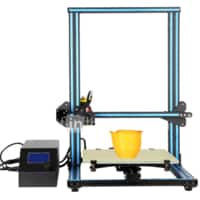 Creality 10 3D Large Size Desktop DIY Printer LCD Screen Display with SD Card Off-line Printing Function - $  357.96