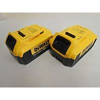 NEW Dewalt DCB204-2 20V MAX* Premium XR Lithium Ion Battery (2-Pack) - $  86.99