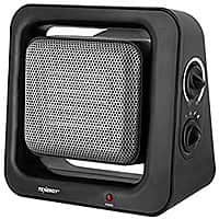 Tenergy 900W/1500W PTC Ceramic Heater with Auto Shut Off, Portable Space Heaters with Adjustable Thermostat - $27.99