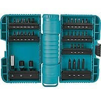 Makita ImpactX 35 Pc Driver Bit Set ($8.62), Impact Gold 40 pc Torsion Bit Set ($8.94), Ratcheting and Bit Set 47pc ($11.97) - at Amazon + FS with Prime