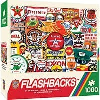 MasterPieces Flashbacks Jigsaw Puzzle, Hit the Road Jack, 1000 Pieces - $6.00 at Amazon + FS