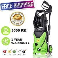 Top Sales 1800W 3000PSI Electric High Pressure Washer Cleaner