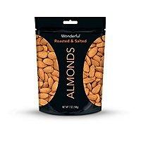 Wonderful Almonds 7oz @ Amazon $2.83