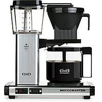 40oz Technivorm Moccamaster KBG Coffee Maker (Polished Silver) $263
