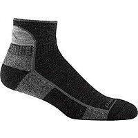 Darn Tough Vermont Men's 1/4 Merino Wool Socks (Medium to XXL) w/ Prime $  11.87