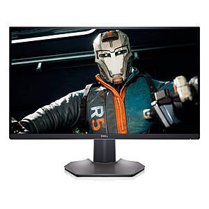 Dell 27 Gaming Monitor 165Hz, 1ms, 2560 x 1440 (DisplayPort: 165 Hz, HDMI: 144 Hz) $329.99