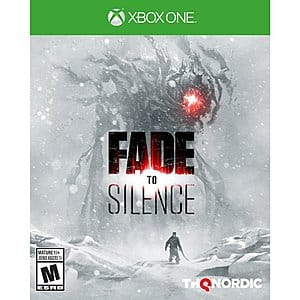 Fade to Silence - Xbox One and More Games for $8 + Curible PickUP