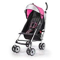 Summer Infant 3Dlite Convenience Stroller, Hibiscus Pink $  49.54