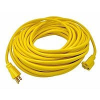 Work Choice 50-Foot SJT Extension Cord $  9.88