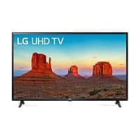 LG 55UK6090 55 inch 4K UHD HDR Smart LED TV $329.99 for BJ's Members Only with Free Shipping and 2 year warranty