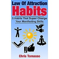 [FREE] [Kindle Edition] Amazon e-Book: Law of Attraction Habits: 5 Habits That Super Charge Your Manifesting Skills Image