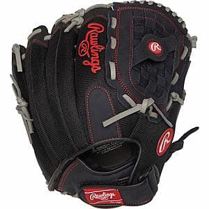 "Rawlings Renegade Baseball/Softball Glove Series 13"" $20.26 at Amazon"