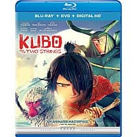 Kubo and the Two Strings (Blu-ray + DVD + Digital HD) $  12.99 + Free Store pickup @ Best Buy
