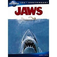 Jaws Universal 100th Anniversary Collector's Series (DVD + Digital Copy) $2.99 + Free Store Pickup