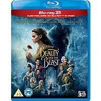 Beauty and the Beast (Region Free Blu-ray 3D + Blu-ray)  $17.85 & More