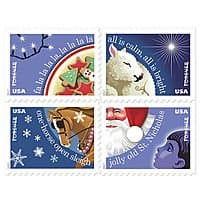 160-Count Forever Postage Stamps $64.65 Shipped w/ eBay App
