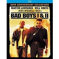 Buy One Get One Free Select Blu-rays from $5.99: Bad Boys + Bad Boys II, The Fifth Element, Men in Black Trilogy & More @ Best Buy